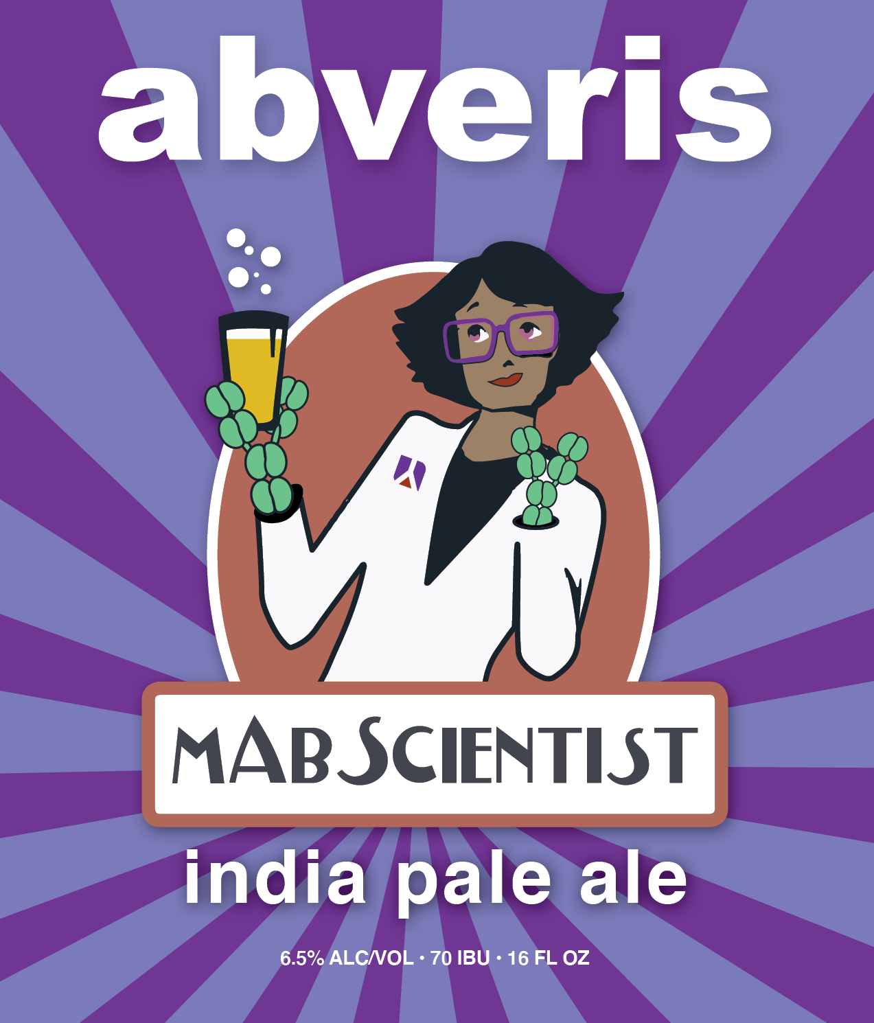 Abveris beer: Get It While It's cold!
