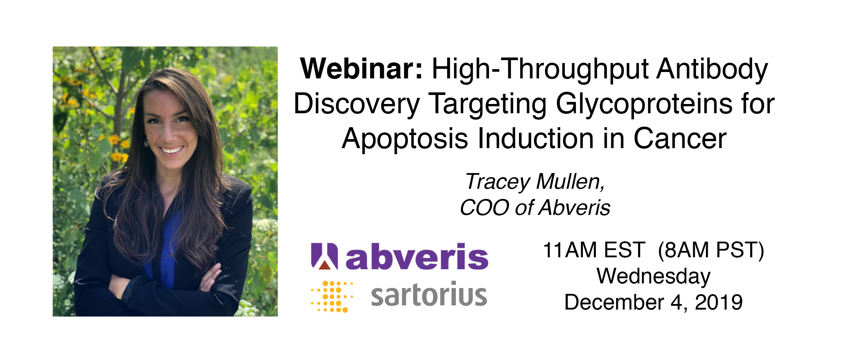 WEBINAR: High-Throughput Antibody Discovery Targeting Glycoproteins for Apoptosis Induction in Cancer