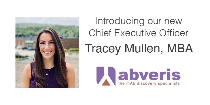 A Message From Abveris Founder Garren Hilow on the Promotion of Tracey Mullen to CEO